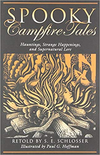 Spooky Campfire Tales Cover