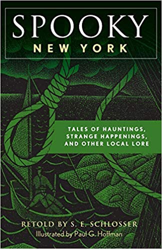 Spooky New York by S.E. Schlosser