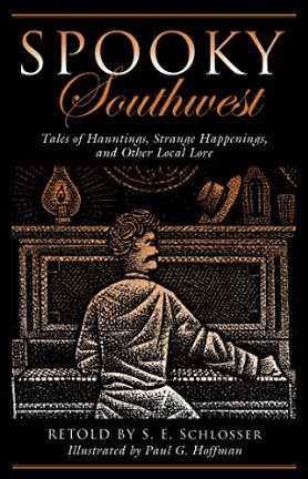 Spooky Southwest 2nd Edition Cover